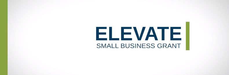 elevate small business grant graphic